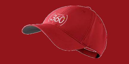 Casquette rouge (360) - EXCLUSIVITÉ DES FÊTES