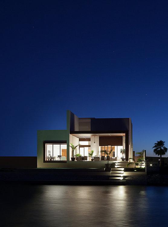 Fotografia de Arquitectura Merida Blue H