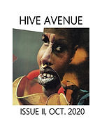 HIVE AVENUE LITERARY MAGAZINE - ISSUE 2.