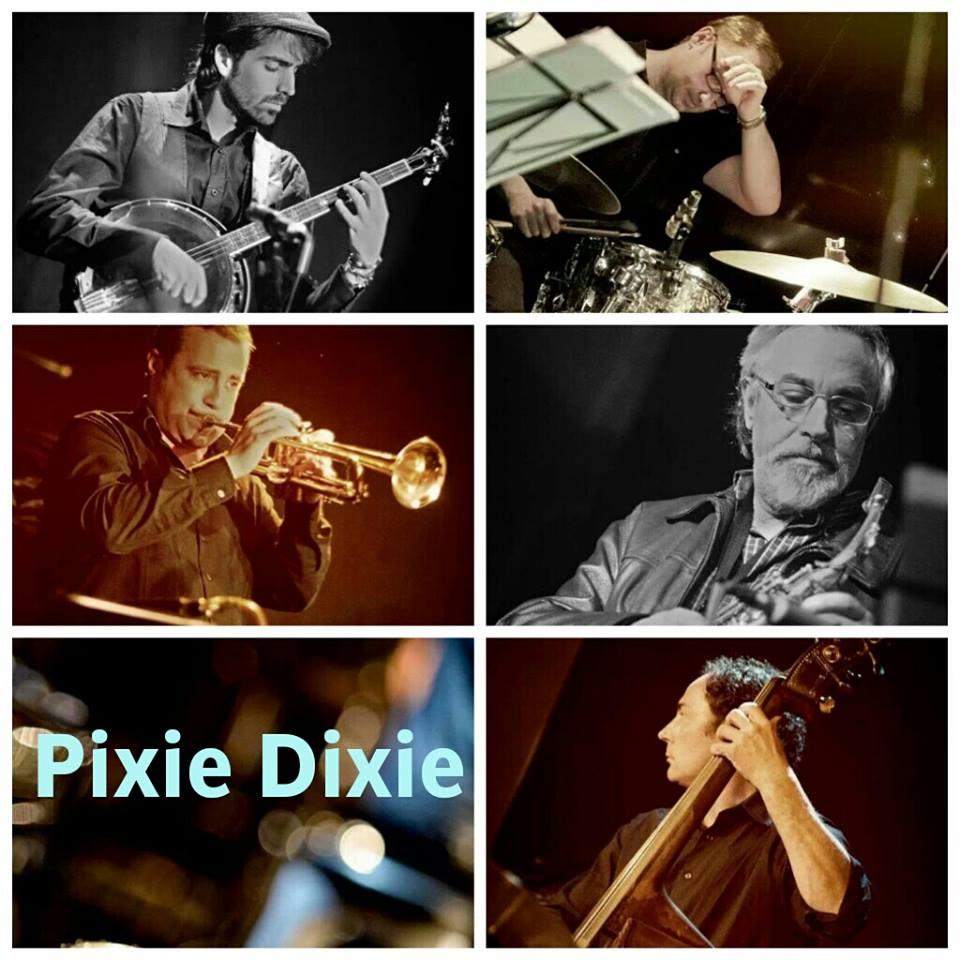 Pixie Dixie Logo