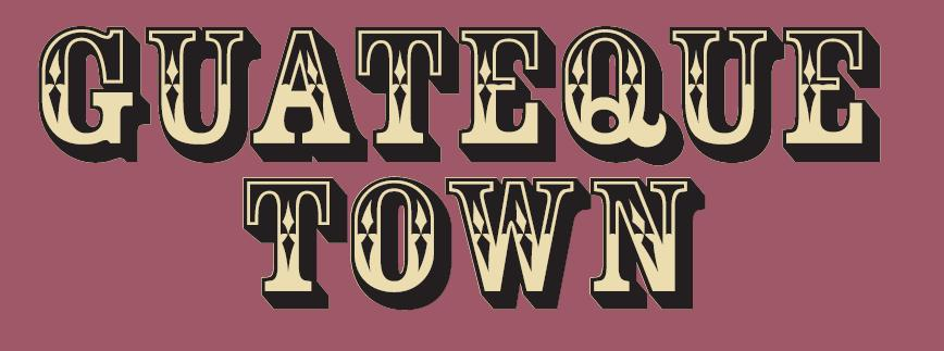 GUATEQUE TOWN - Logo