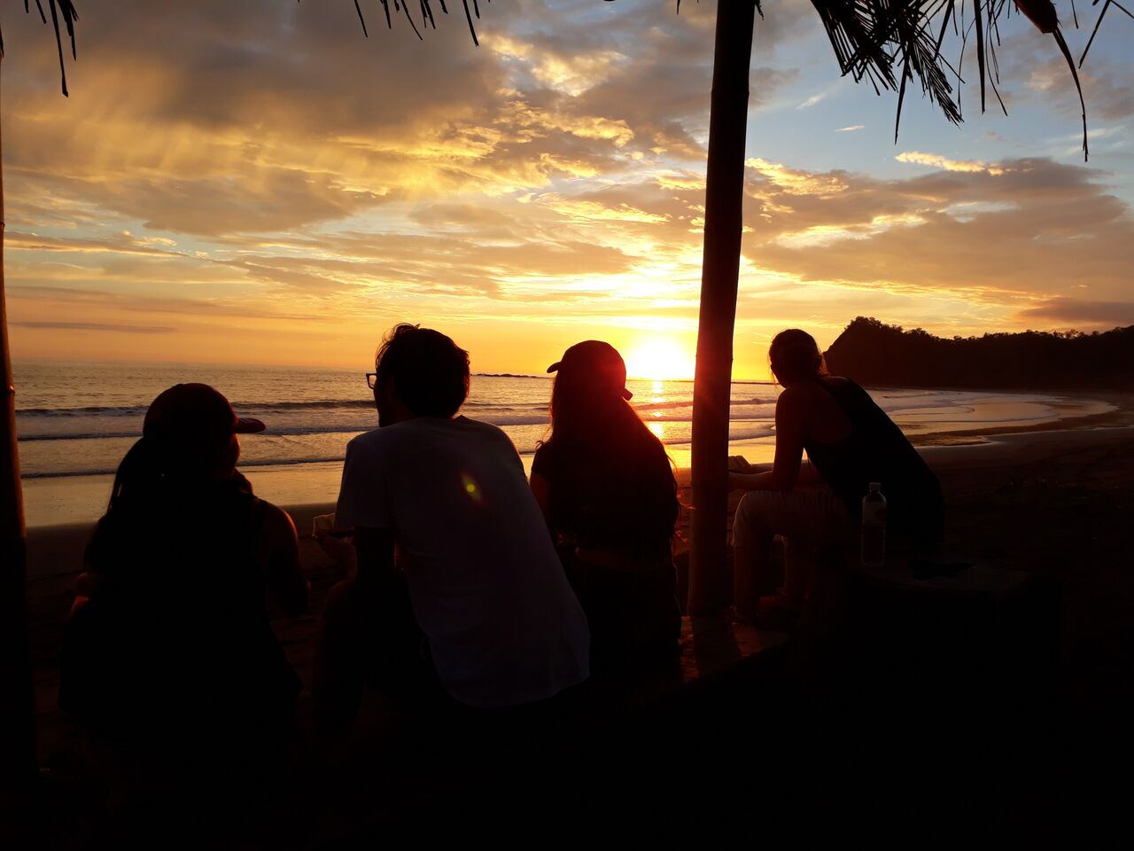 sunset crew