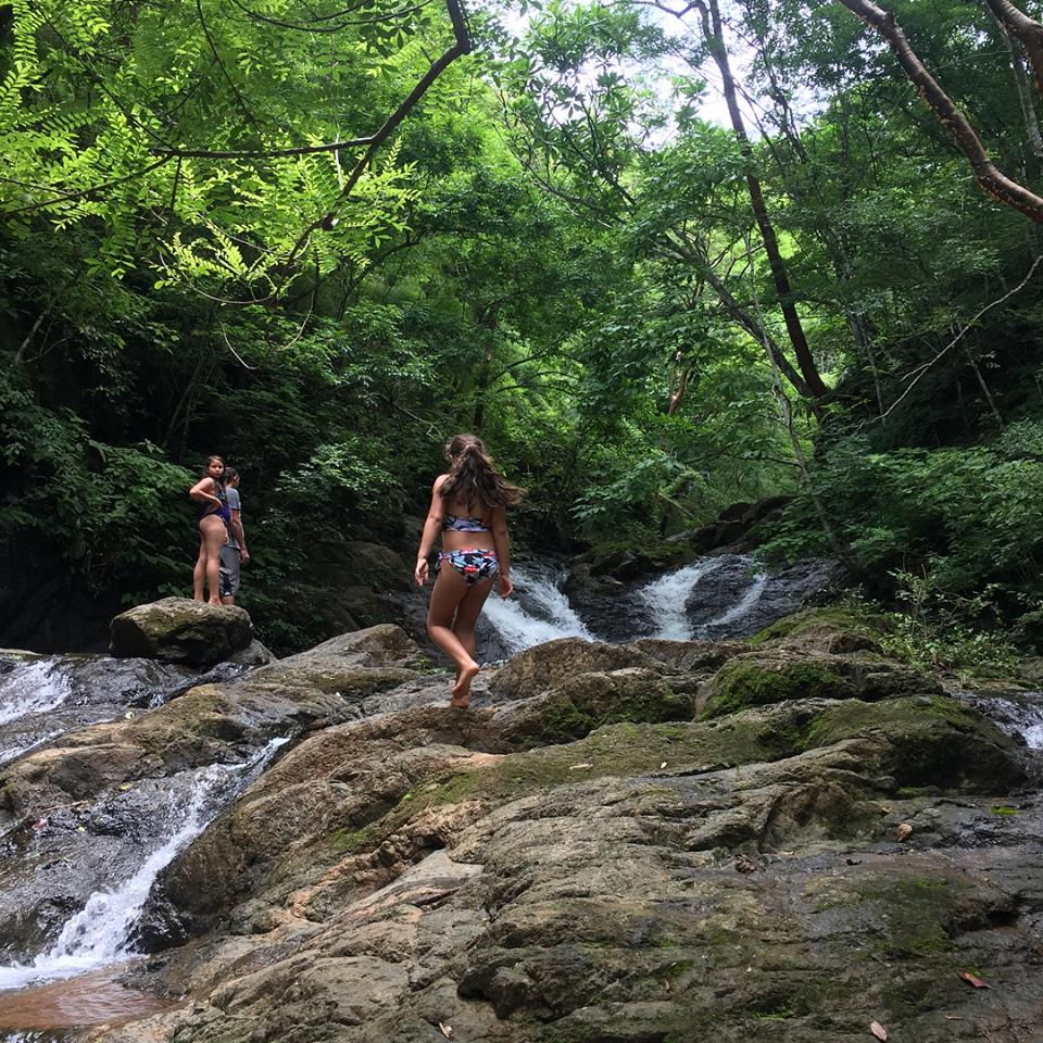 Waterfall tour 4