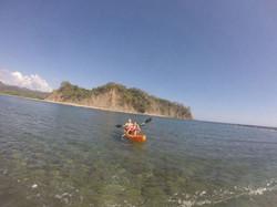 ocean kayak tour