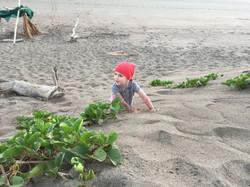 bb dans le sable