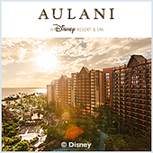 Aulani Vacation