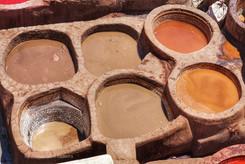 Chouara tannery