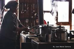 mountain kitchen nepal