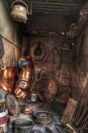 copper workshop