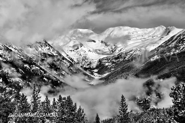 7899 MOUNTAIN B&W-FINE ART