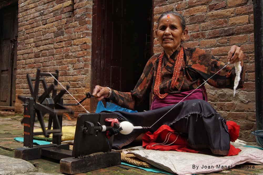 bhaktapur people