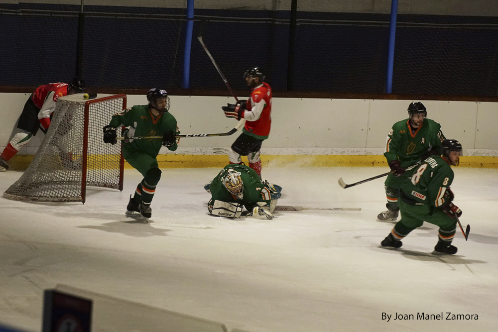 DEVELOPMENT CUP ICE HOCKEY