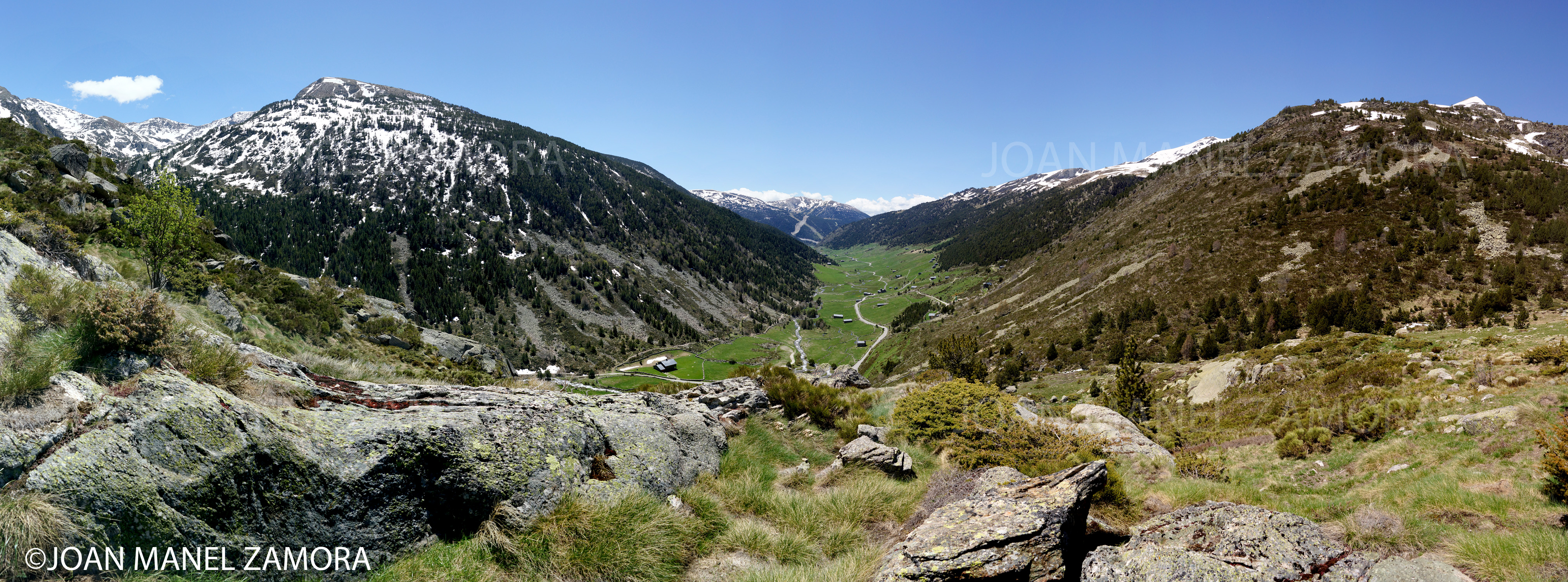 03079 VALL D'INCLES-FINE ART