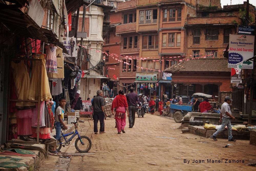 BHAKTAPUR STREETS