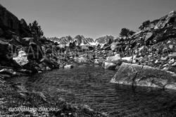4657 WATER MOUNTAIN B&W-FINE ART