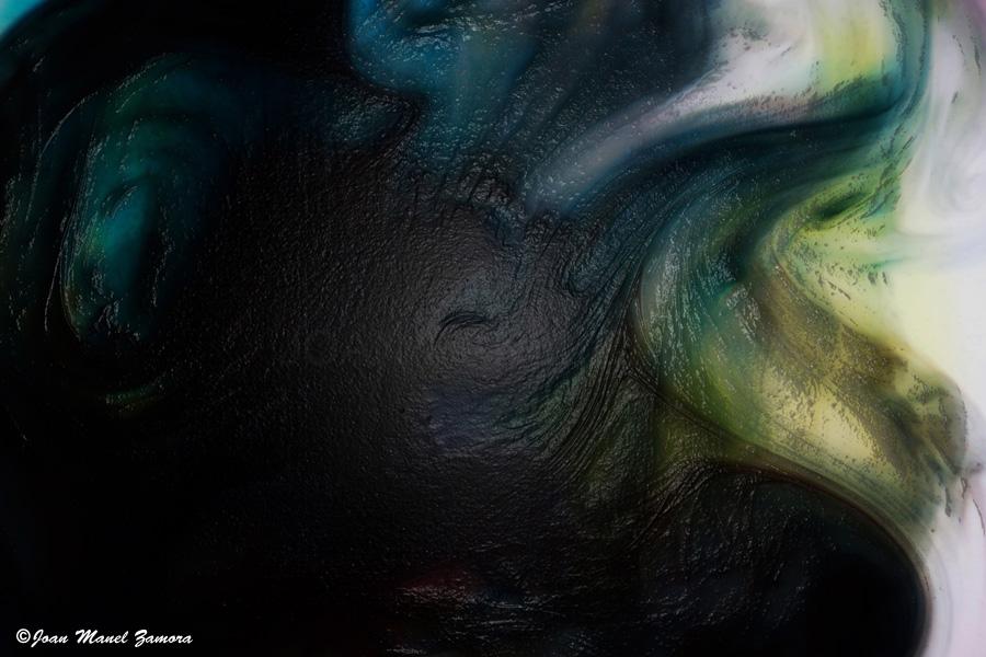 01405 NEGRO VERDE - FINE ART