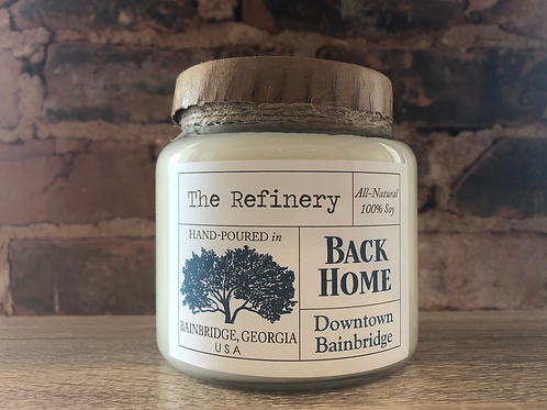 Back Home - Refinery Candle