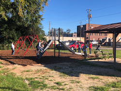 October 2020 playground