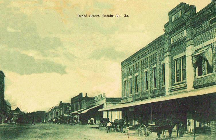 Shingler Building circa 1908