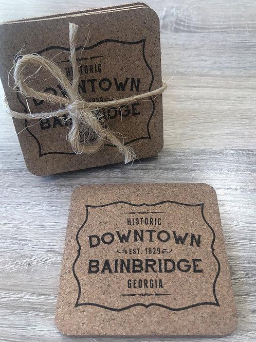 Downtown Bainbridge Coasters