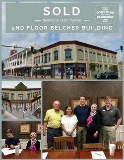 SOLD 2nd floor Belcher