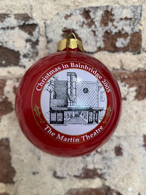 2005 - Mary Barber Cox - Christmas in Bainbridge Ornament