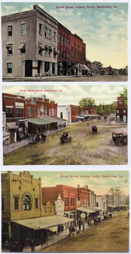 Broad Street circa 1900