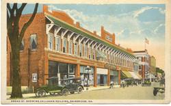 1900s Callahan Bldg