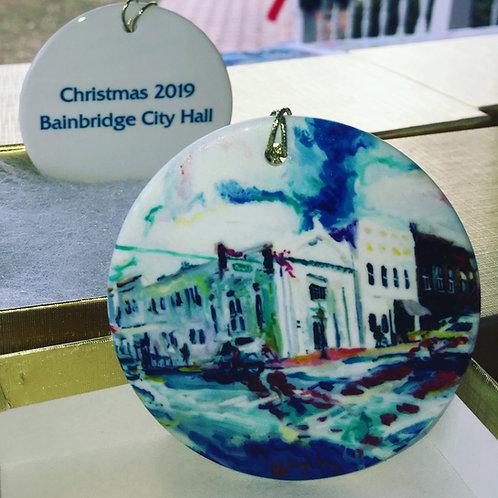 2019 - Ashley Long - Ornament