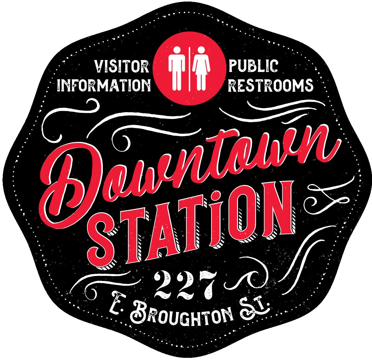 Downtown Station Logo