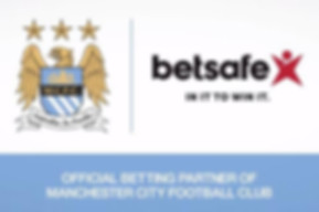 Betsafe and Manchester City Partnership