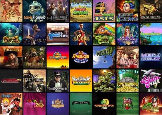 N1 Casino Jackpot Slots
