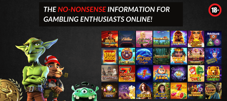 The best online casino information