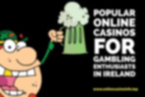 Best Online Casinos Ireland