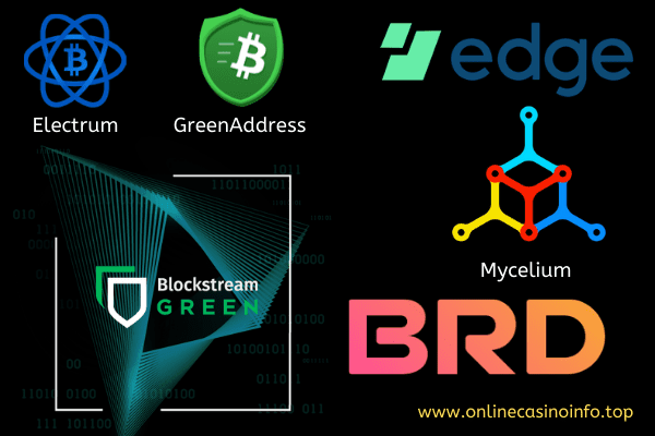 Best bitcoin wallets for online gambling