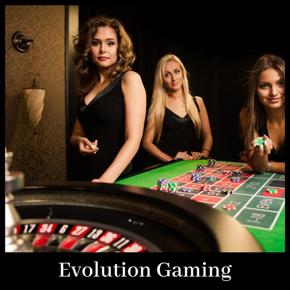 Evolution Gaming Dealers