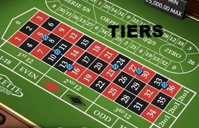 kazino ruletes galds un speciālās likmes