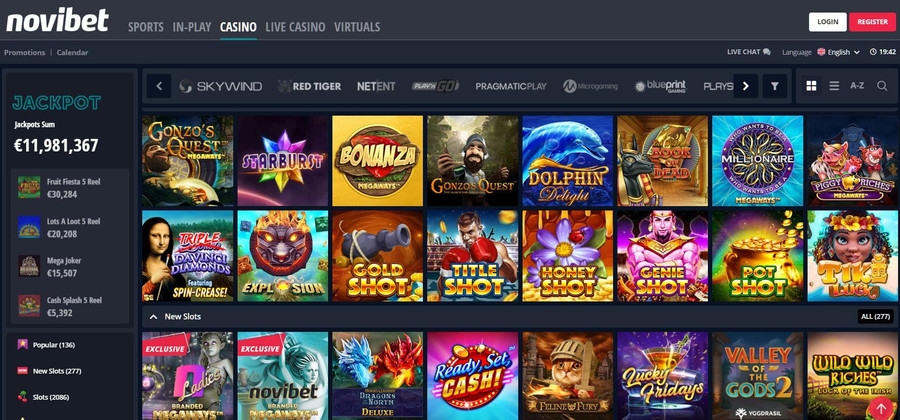 New european online casino at onlinecasinoinf.top