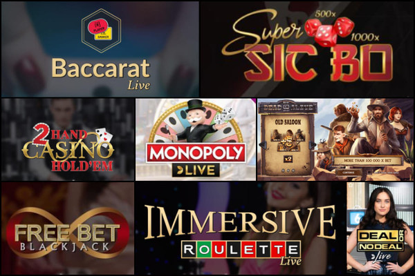 German casino bonuses, games and VIP programes