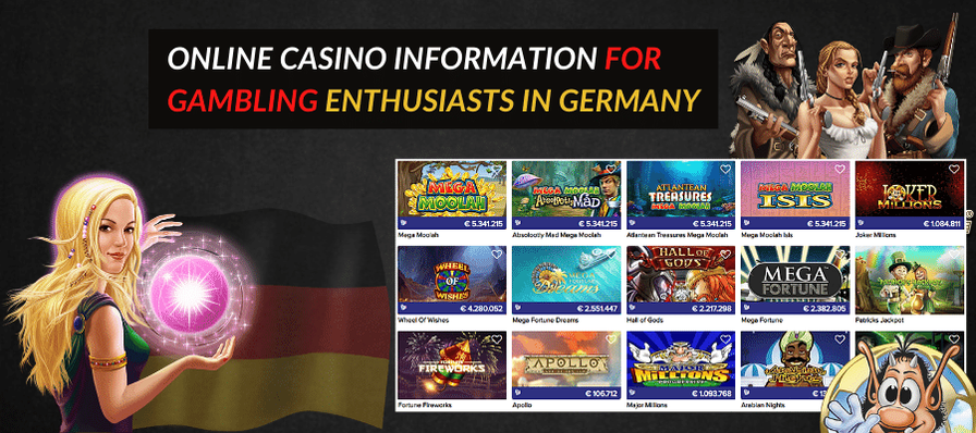 Best online casinos Germany