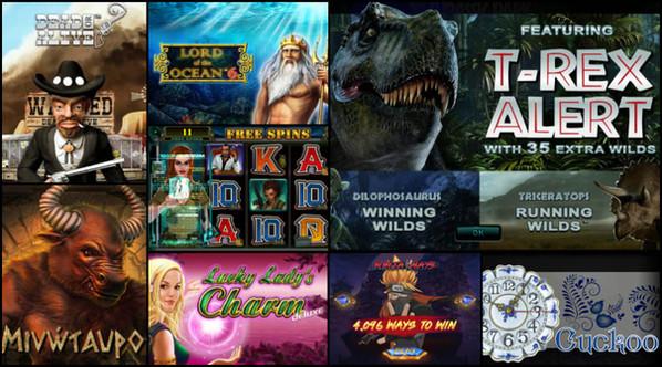 Online Casino Slots Information