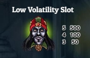Low Volatility Slot Game