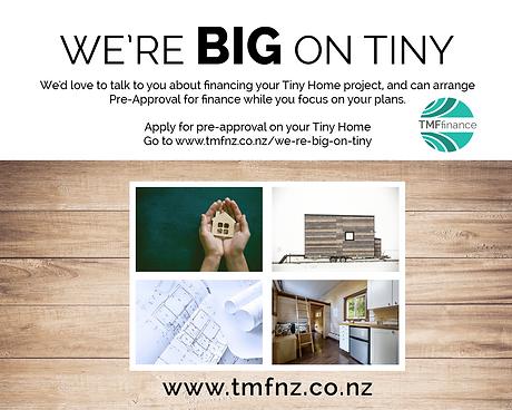 TMF Finance (Tiny Home)
