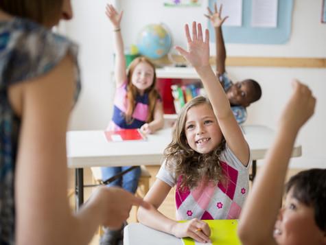 Les bons gestes à adopter à l'école
