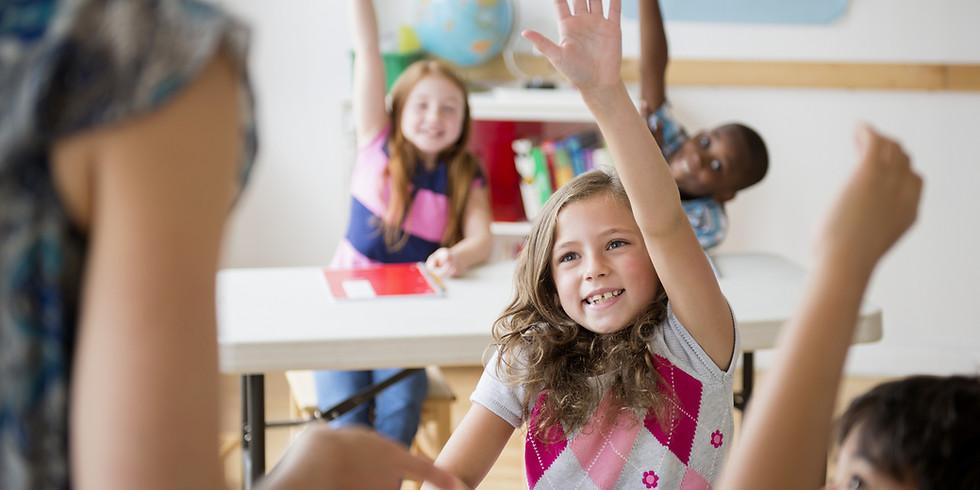 """Курс для детей от 4 лет """"Хочу в школу"""""""