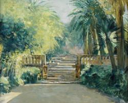 Entrance to Alfabia