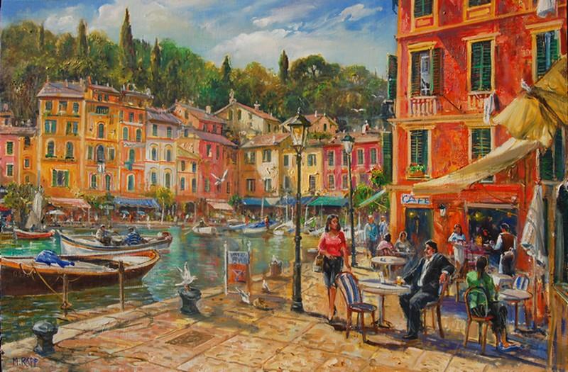 Beautiful Day, Portofino