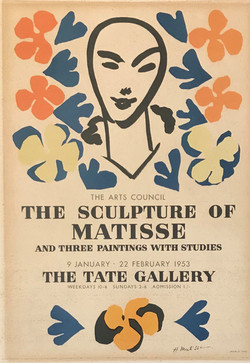 The Sculpture of Matisse, The Tate Gallery