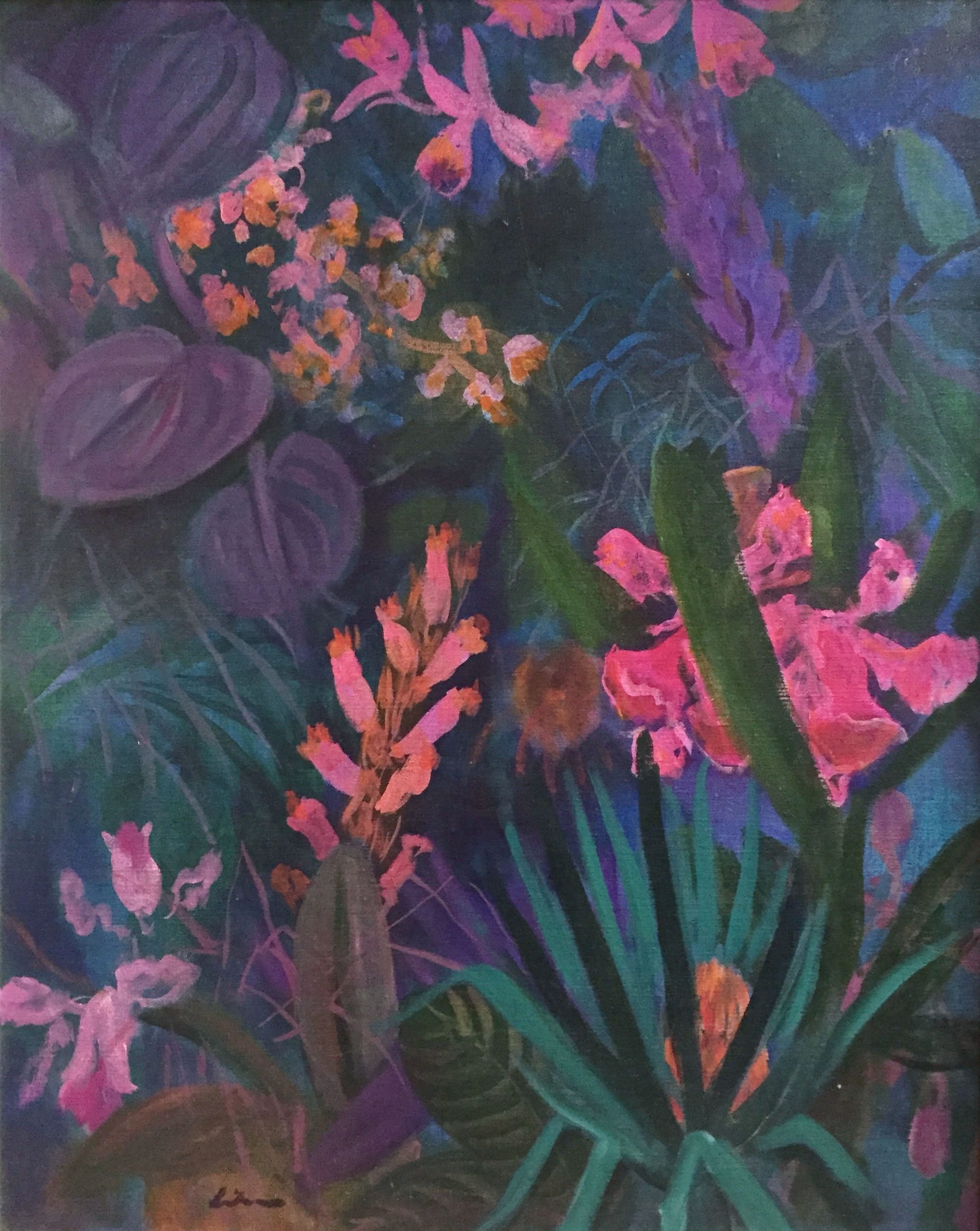 Orchids in the Jungle