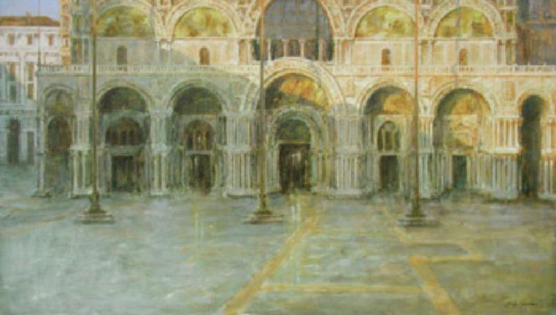 San Marcos, Venice